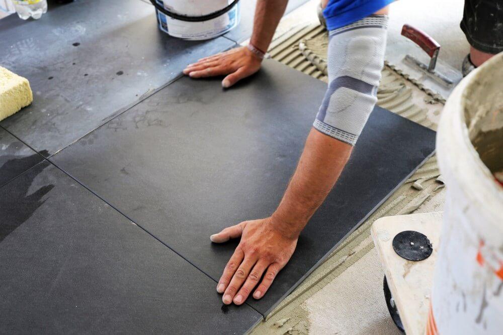 La technique des joints pour la pose de carrelage